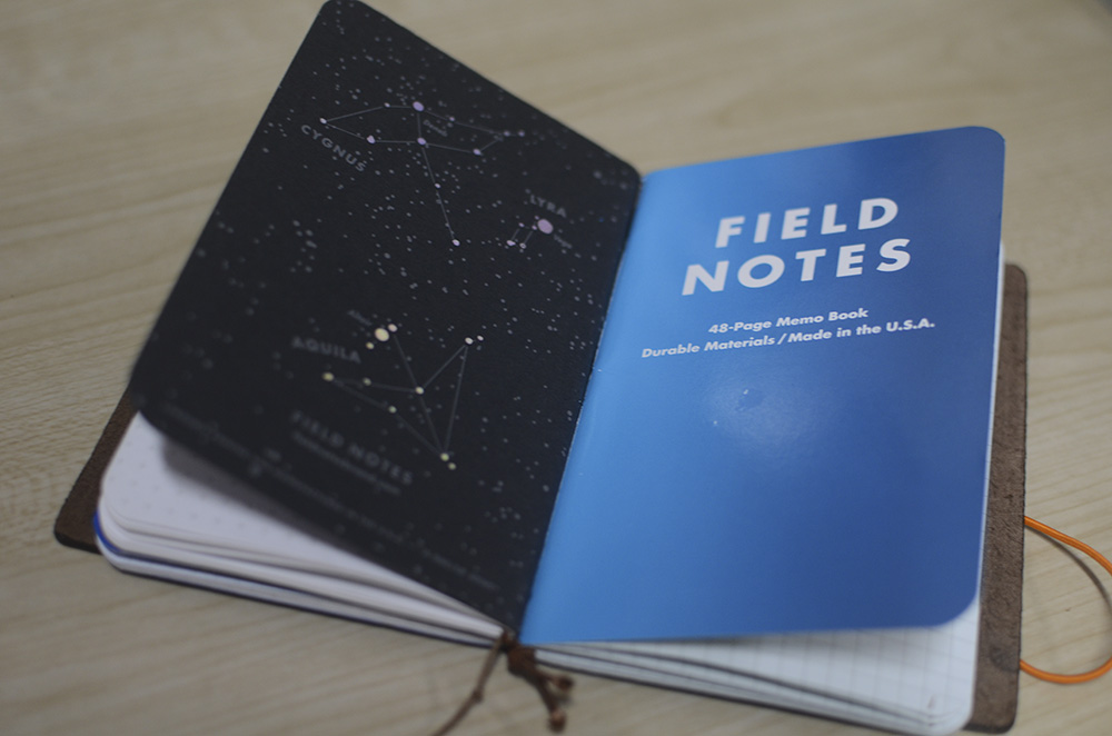 Field Notes Night Sky of Field Notes Night Sky