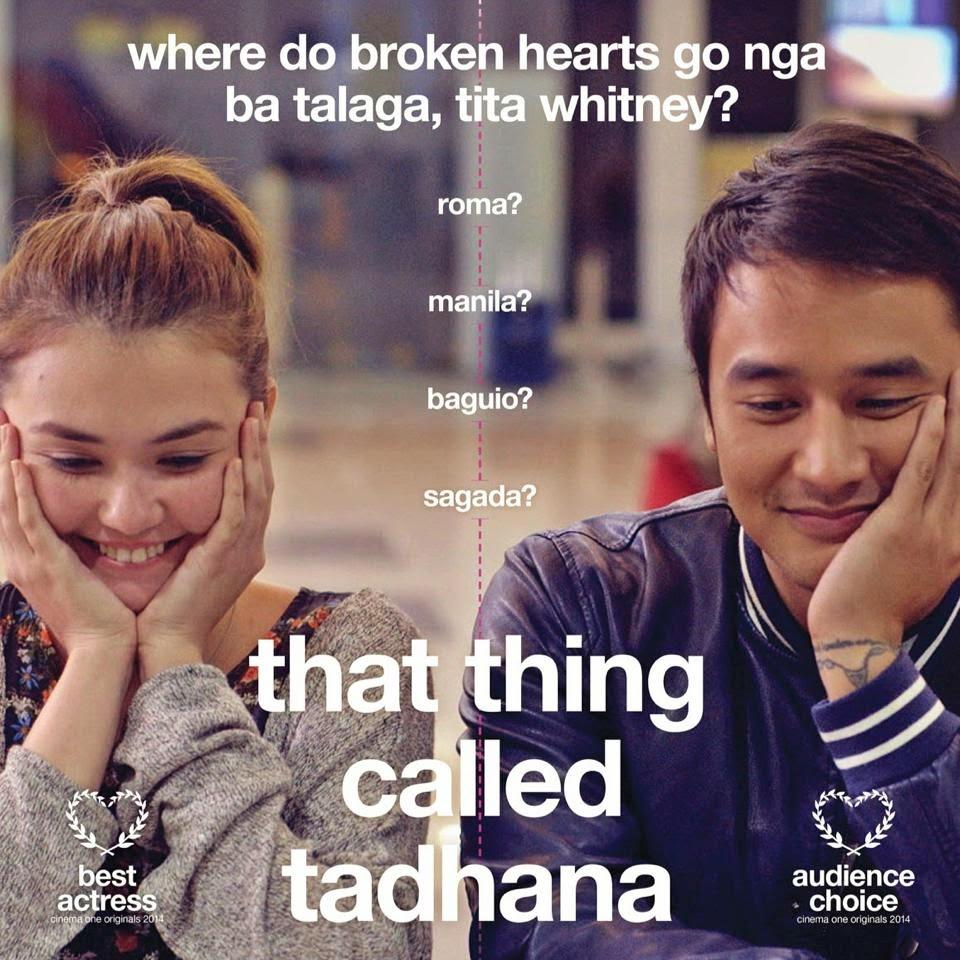 That Thing Called Tadhana (2015) HDRip